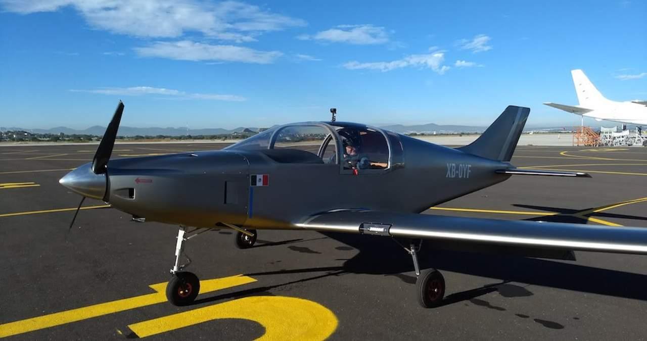 Construyen el primer avión mexicano en Querétaro