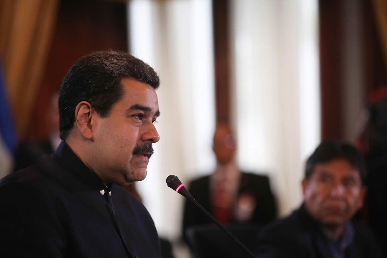 Pide Maduro al Gobierno de Colombia y al ELN