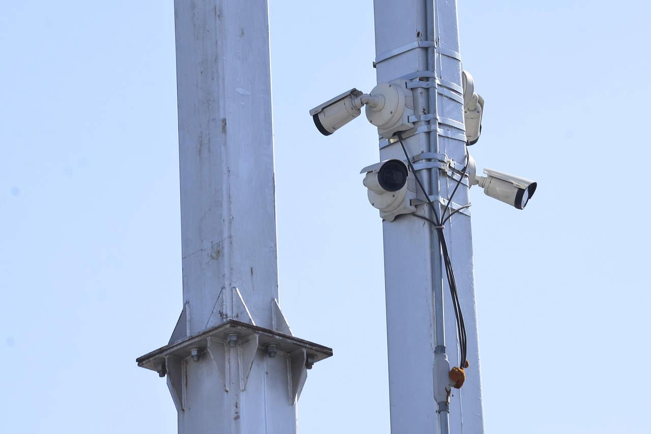 Olvidan videovigilancia en Torreón