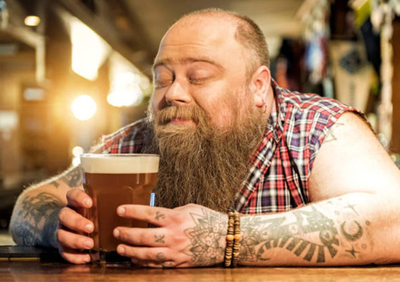 La cerveza puede funcionar como analgésico