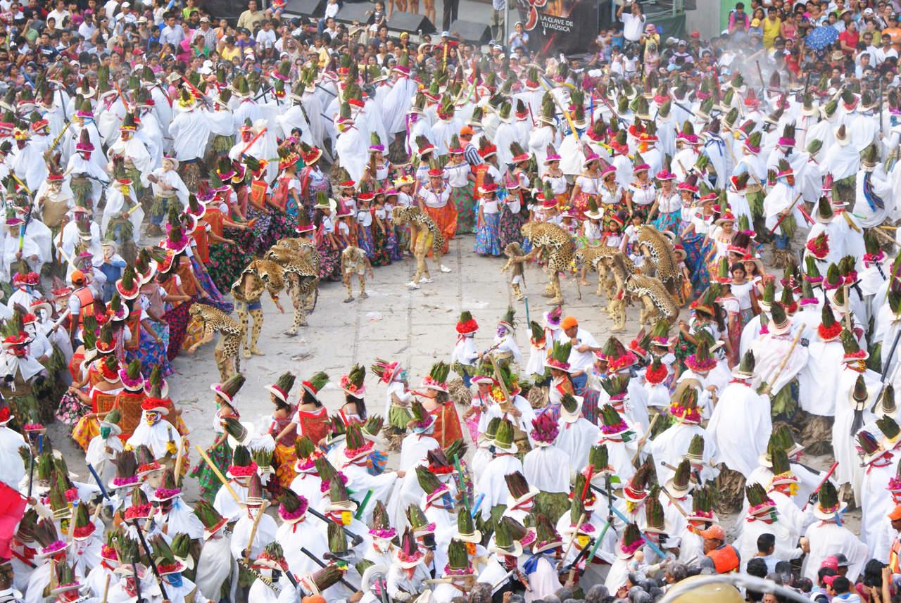 Carnaval de Tenosique, el más extraño del mundo