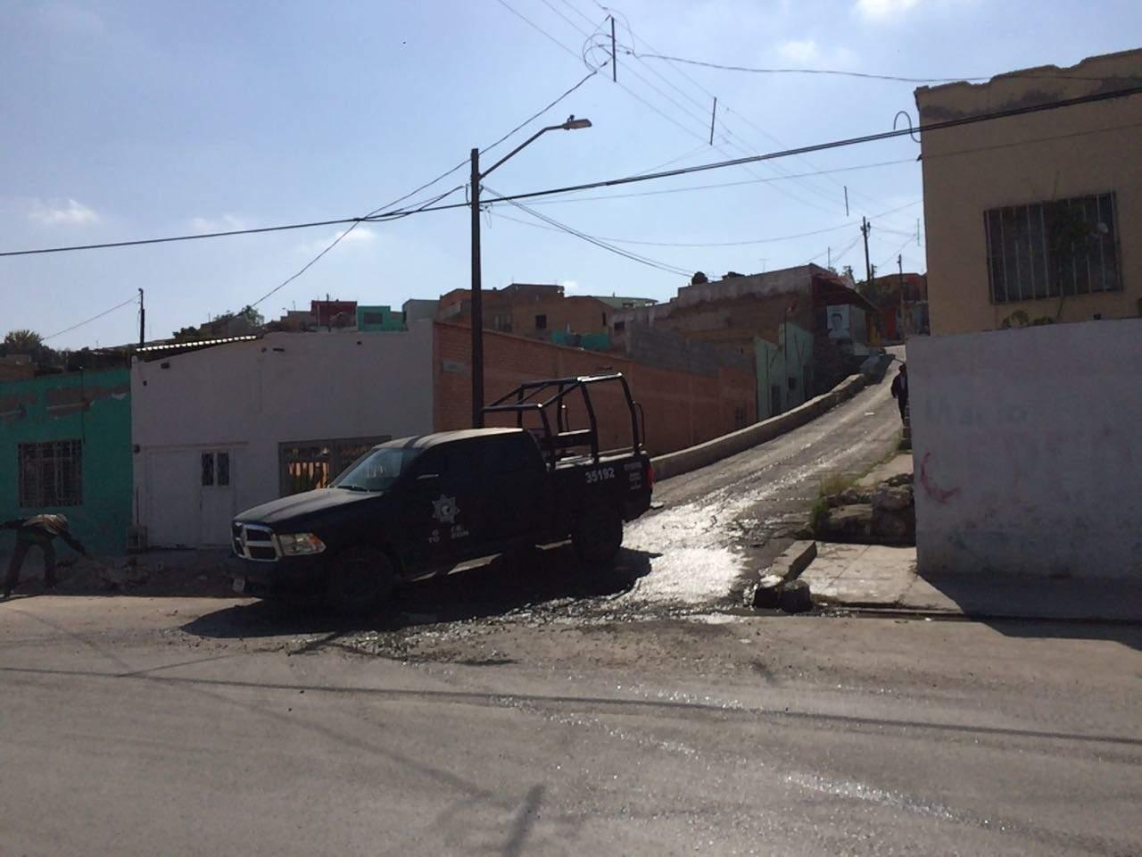 Disparan contra menor de 14 años en Cerro de la Cruz