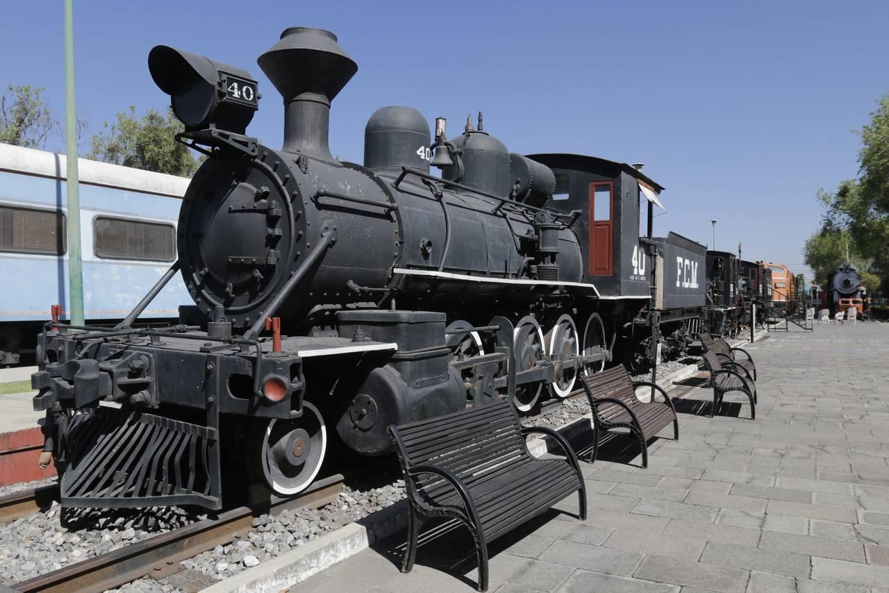 Realiza una revisión de los ferrocarriles