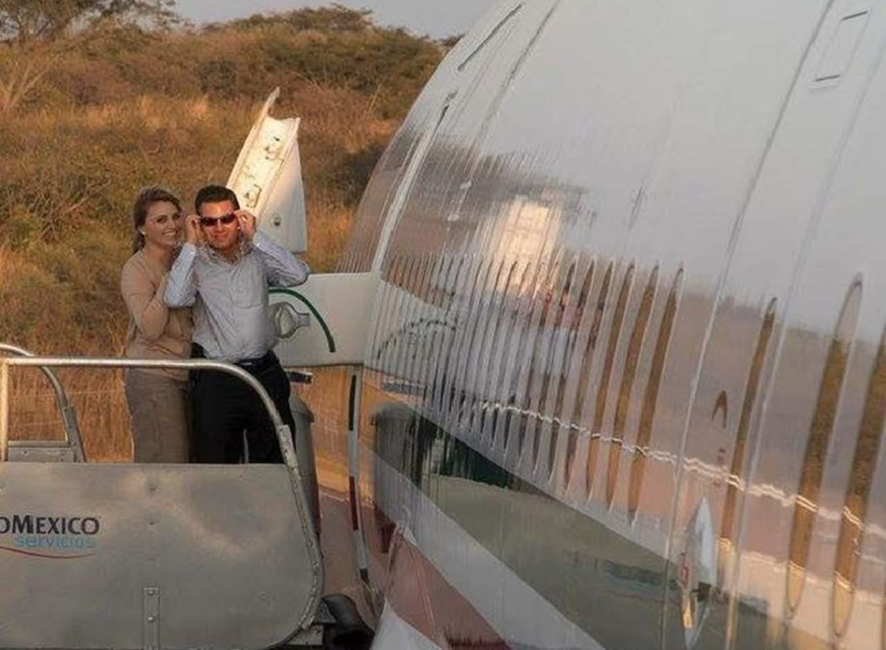La foto de Peña Nieto que está desatando burlas en las redes