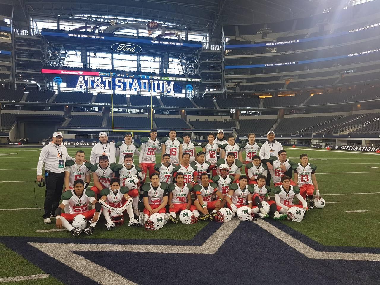 Sucumbe la Selección Laguna Sub-15 en Texas