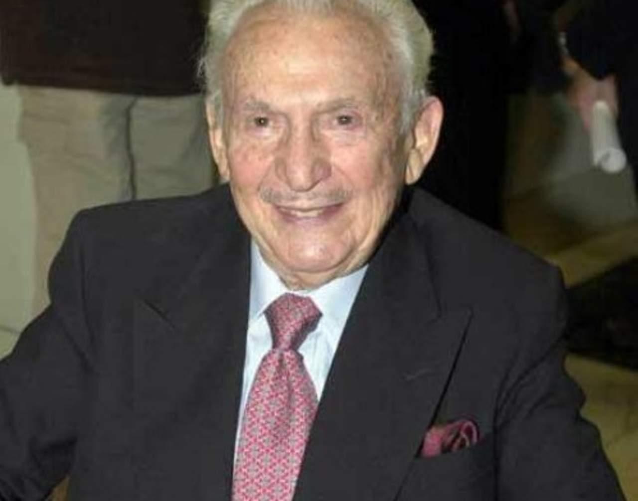 2007: El cine llora la muerte de Alfredo Ripstein, destacado productor mexicano