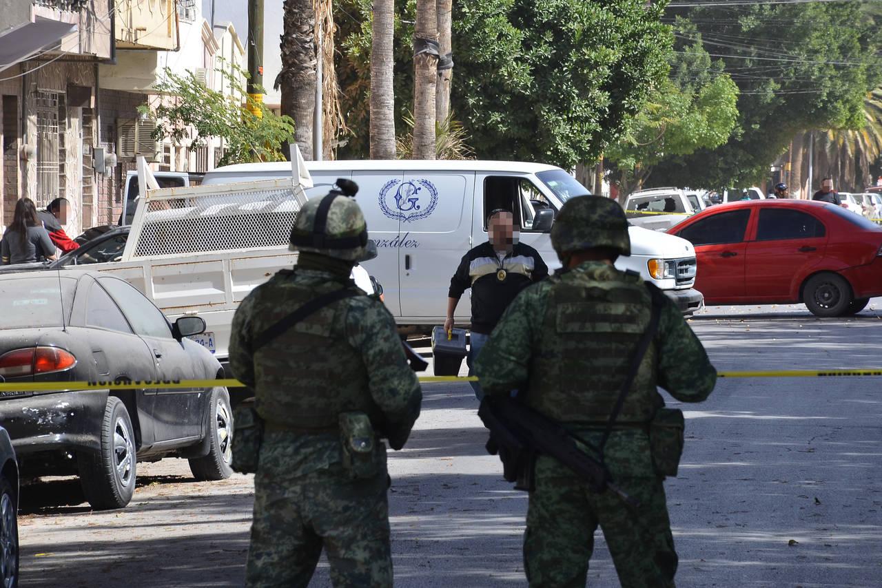 Operan dos cárteles aún en Torreón: FGE