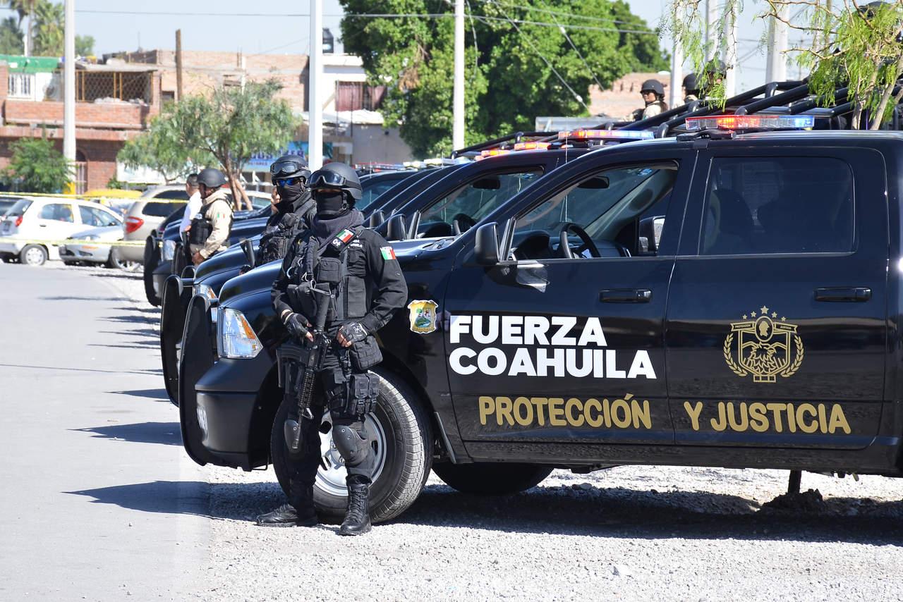 Inseguridad no regresará a Coahuila: Riquelme