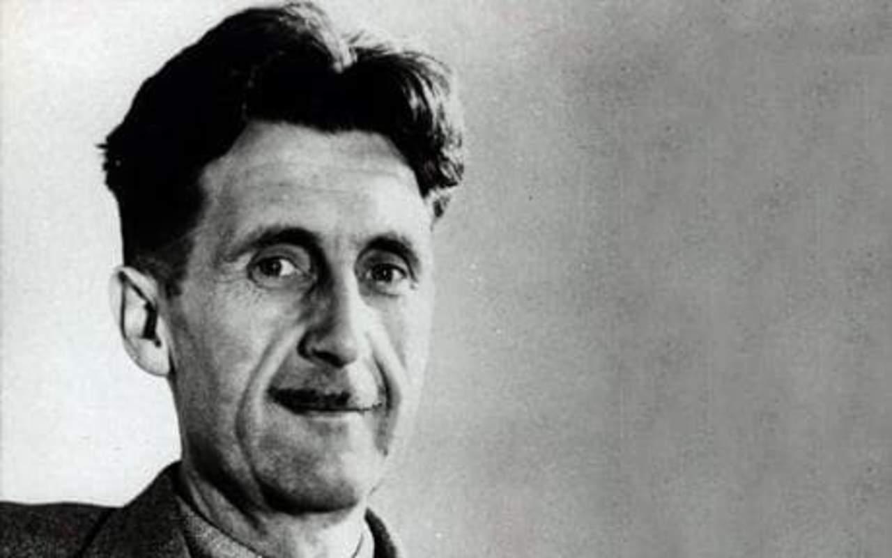 George Orwell, importante crítico social de la era moderna