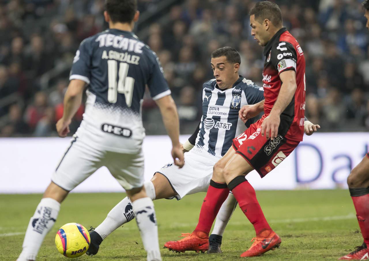 Xolos consigue empate sin anotaciones ante Rayados