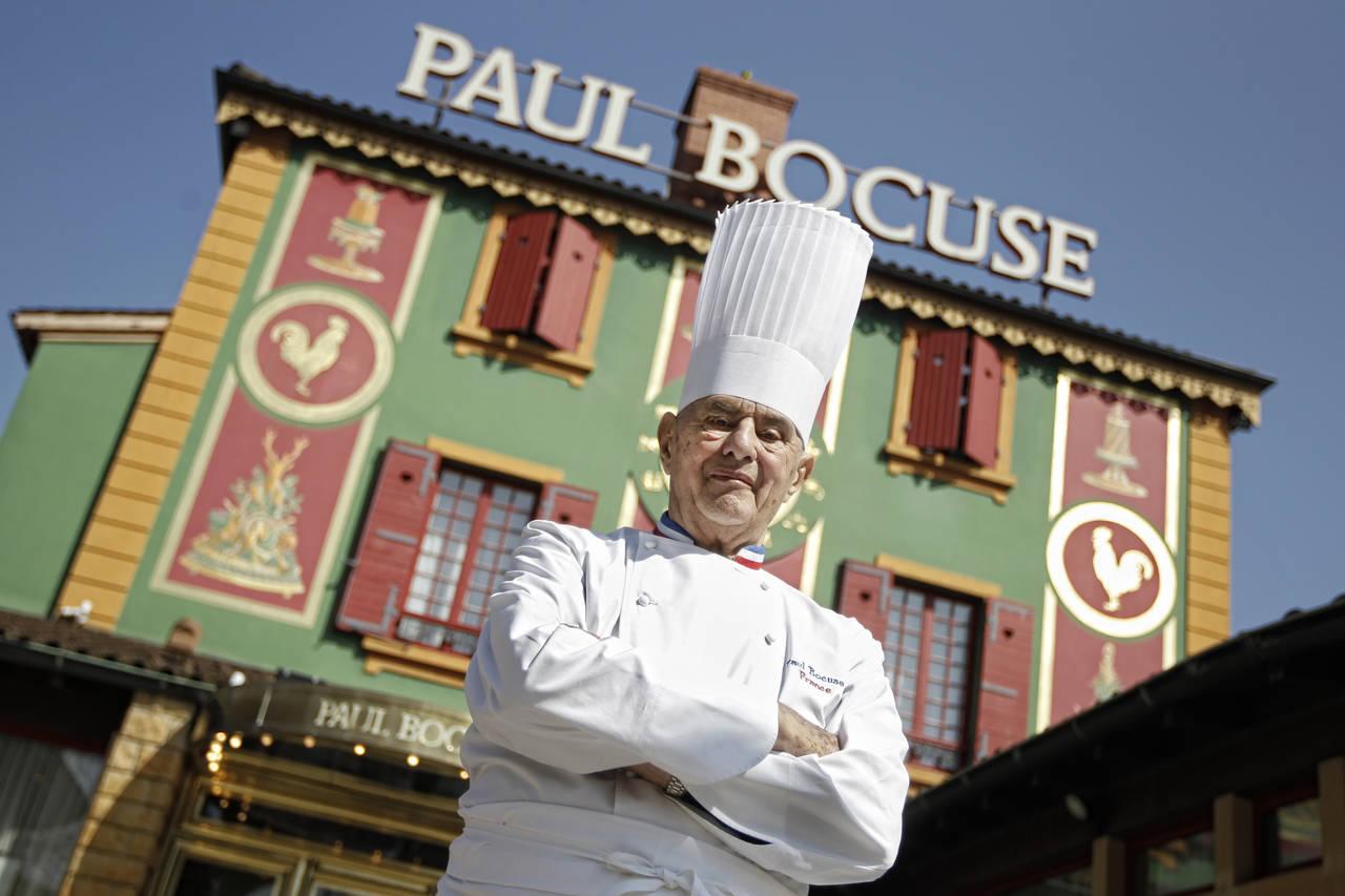 Paul Bocuse, el rey de la gastronomía