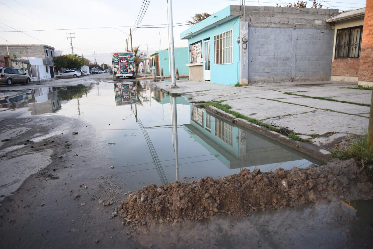 Se agudiza problema de aguas negras