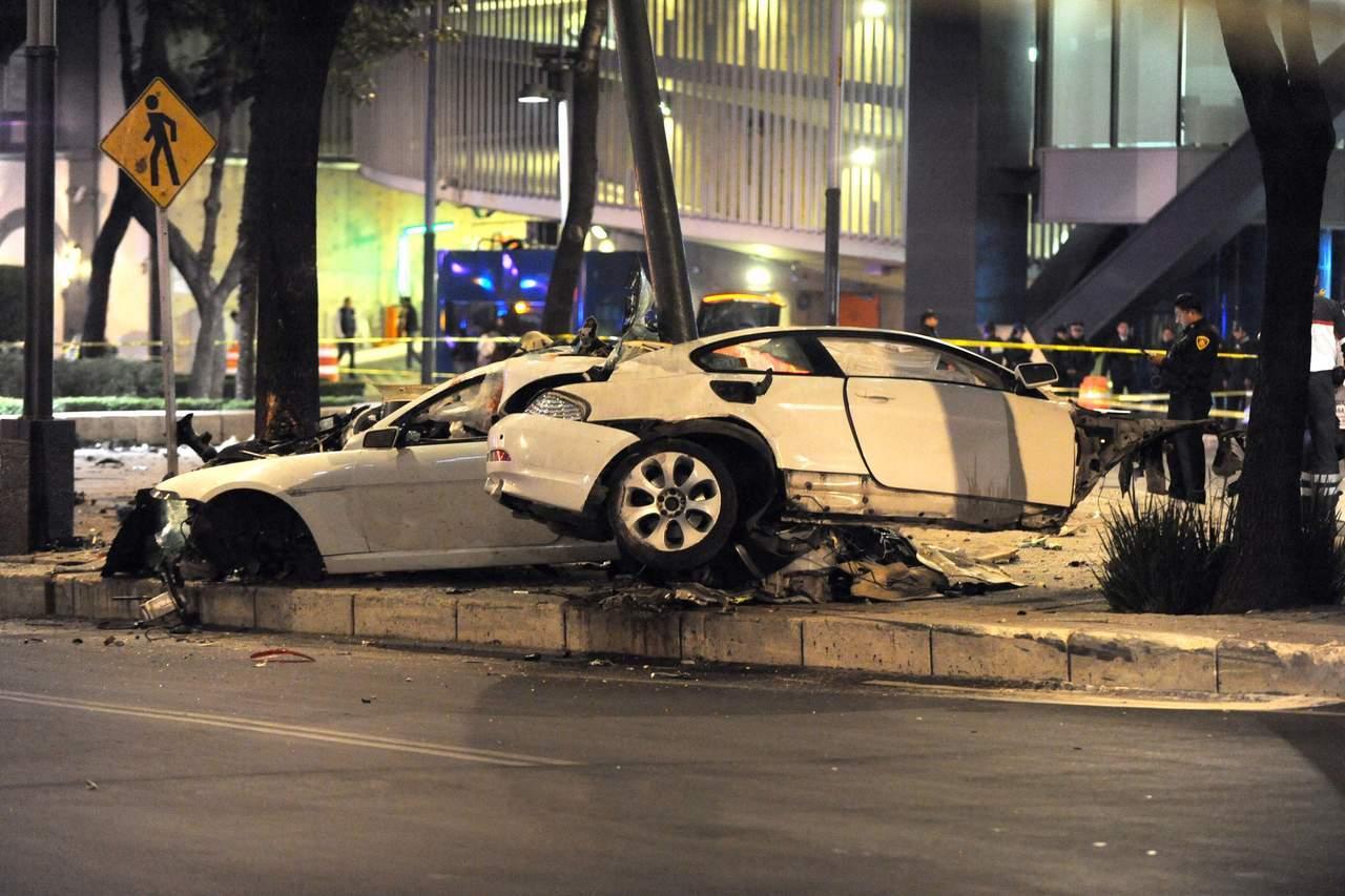 Culpable, conductor de BMW de Reforma por homicidio culposo