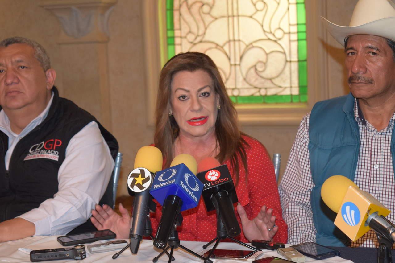 Leticia Herrera será candidata a diputada; regresará a la alcaldía
