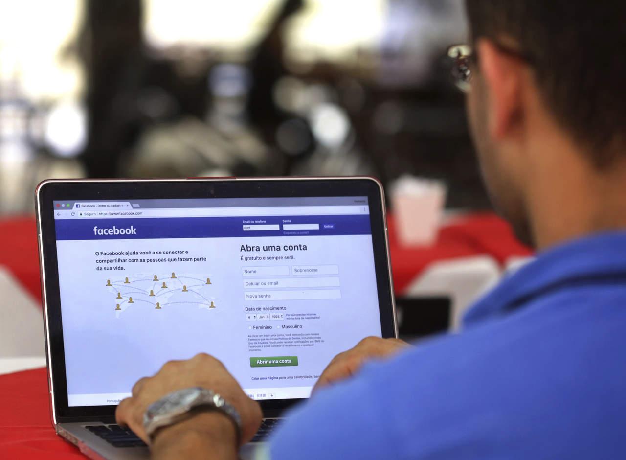 Usuarios pasan menos tiempo en Facebook, pero crece su número
