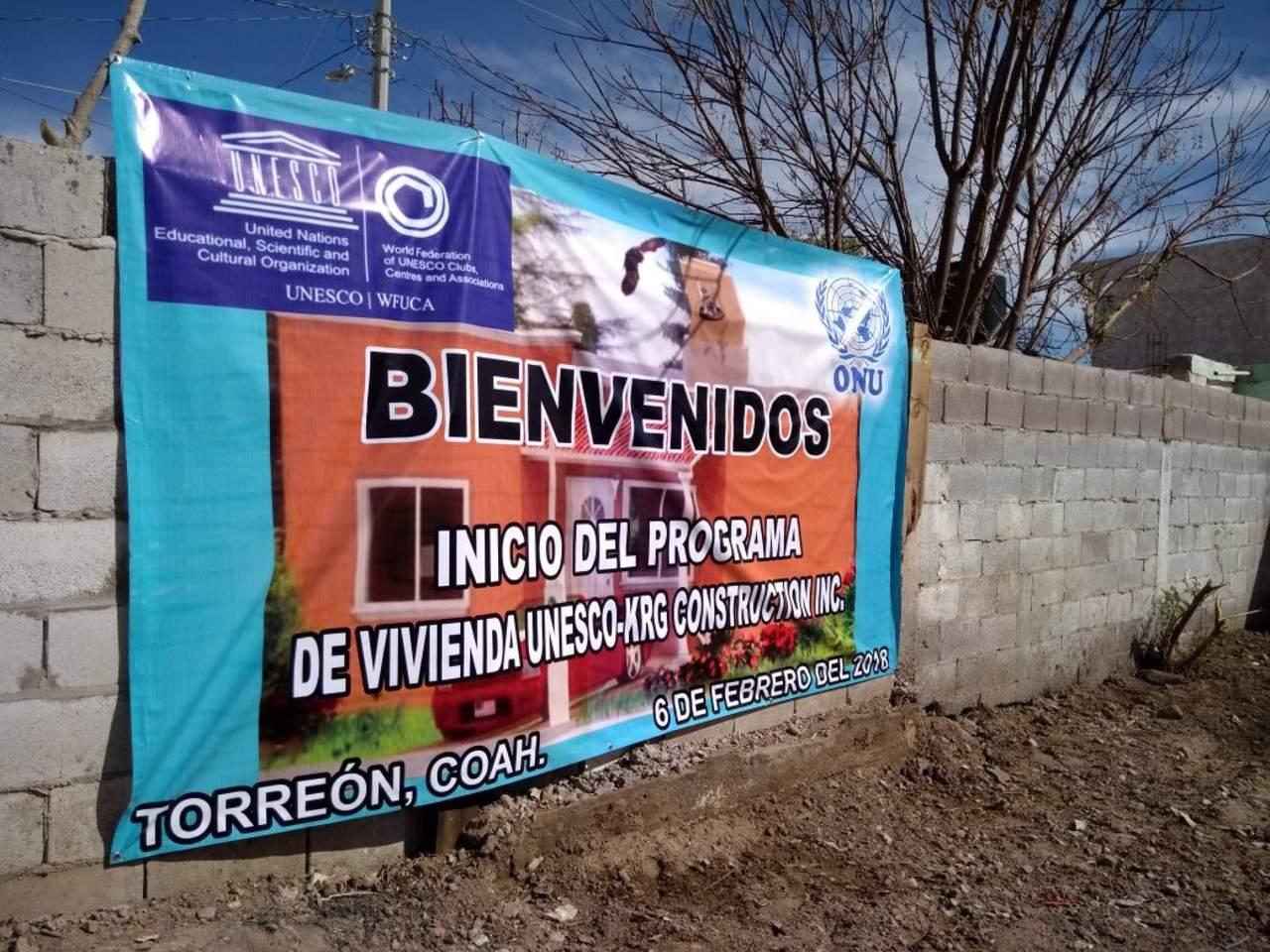 Arranca programa de construcci n de viviendas financiado for Programa para construccion de casas