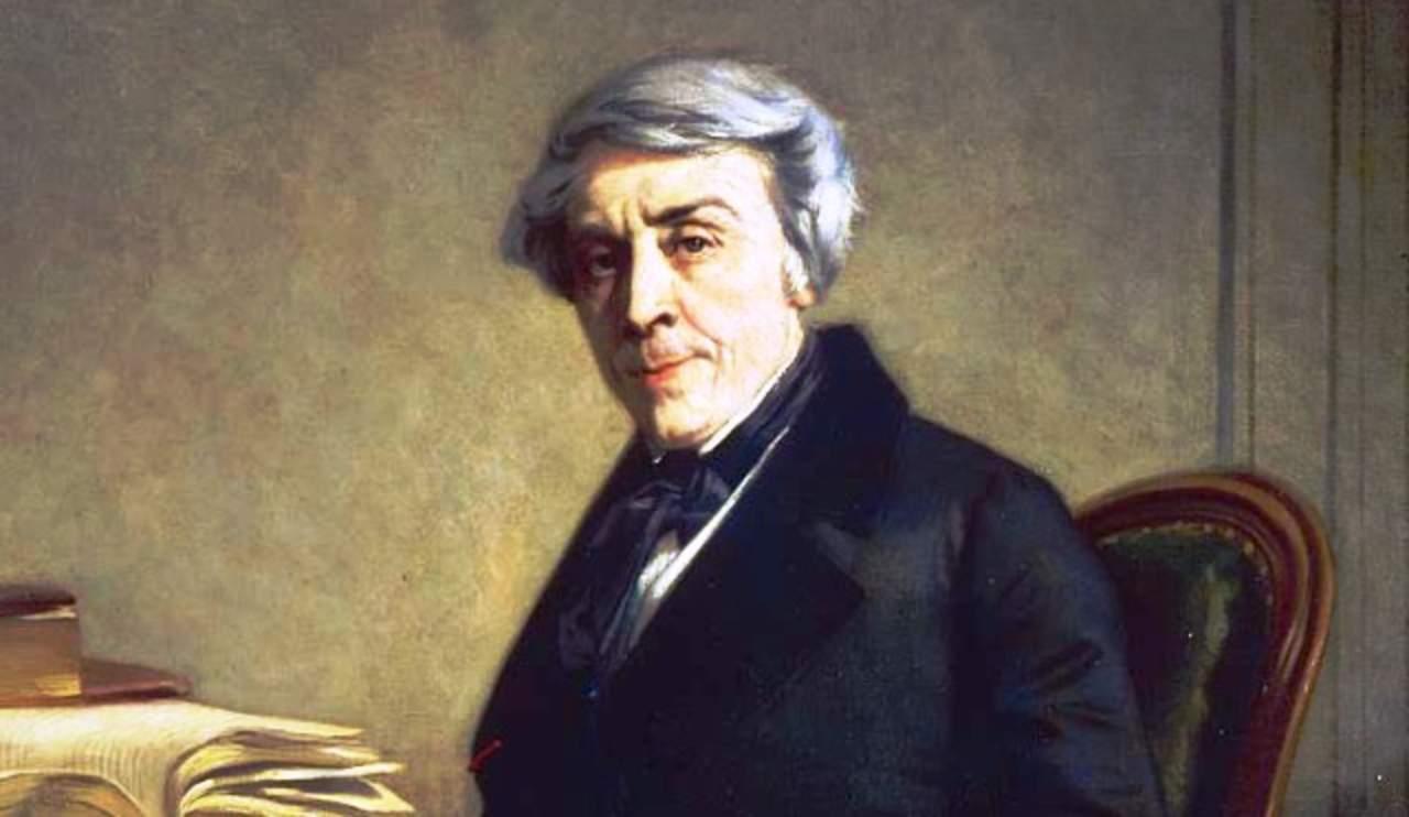 1874: Acaban los días de Jules Michelet, importante historiador francés