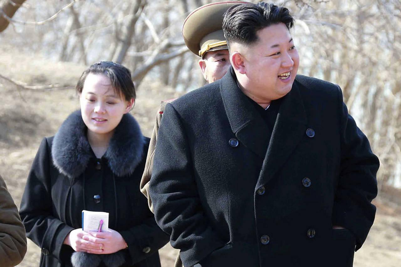 Se enlazan Coreas en reunión