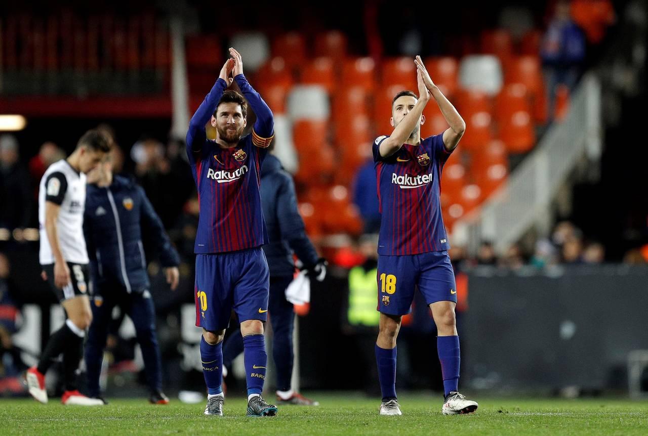 Barcelona jugará quinta final de Copa seguida