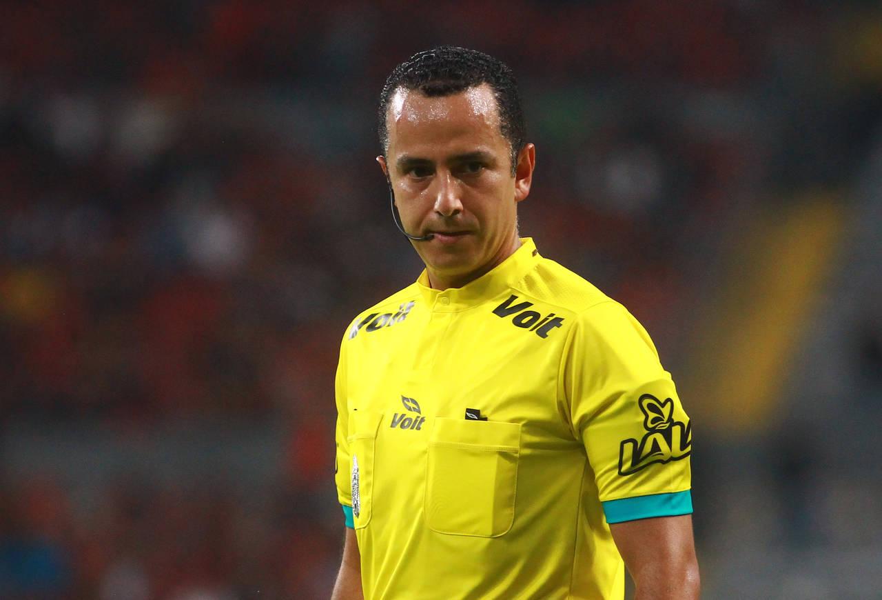 Galván Basulto será el árbitro contra Guadalajara