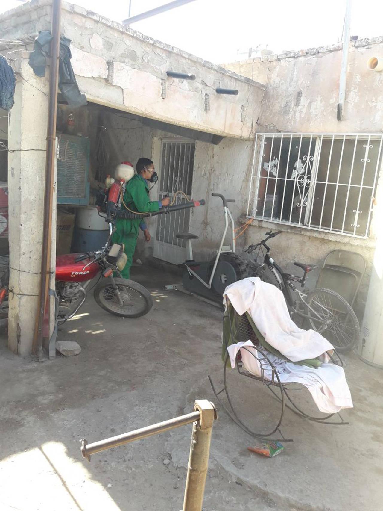 Adelantan acciones contra dengue en SP