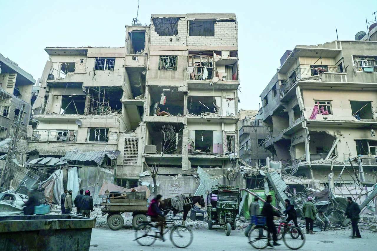 Se recrudece violencia en Siria