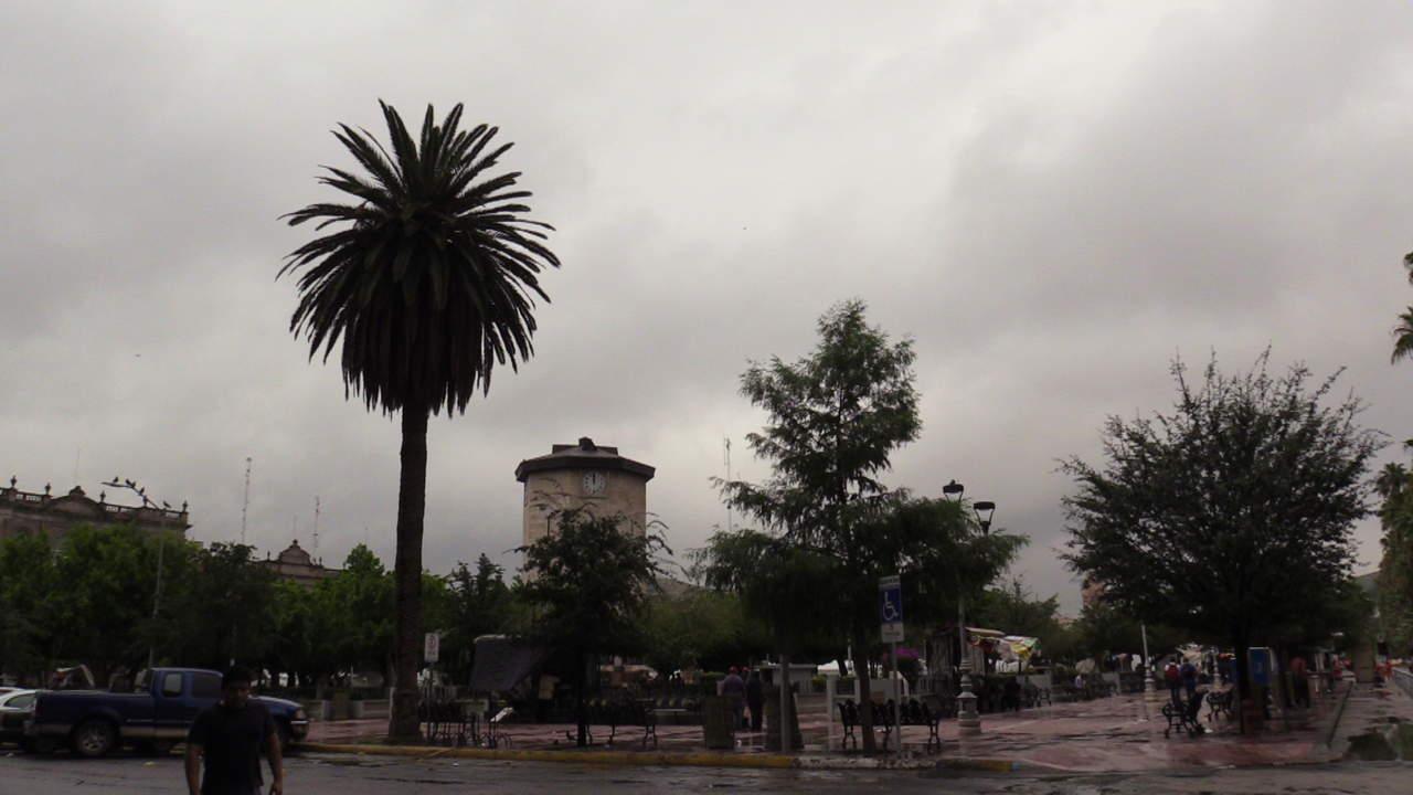 Se mantiene pronóstico de lluvias ligeras para La Laguna