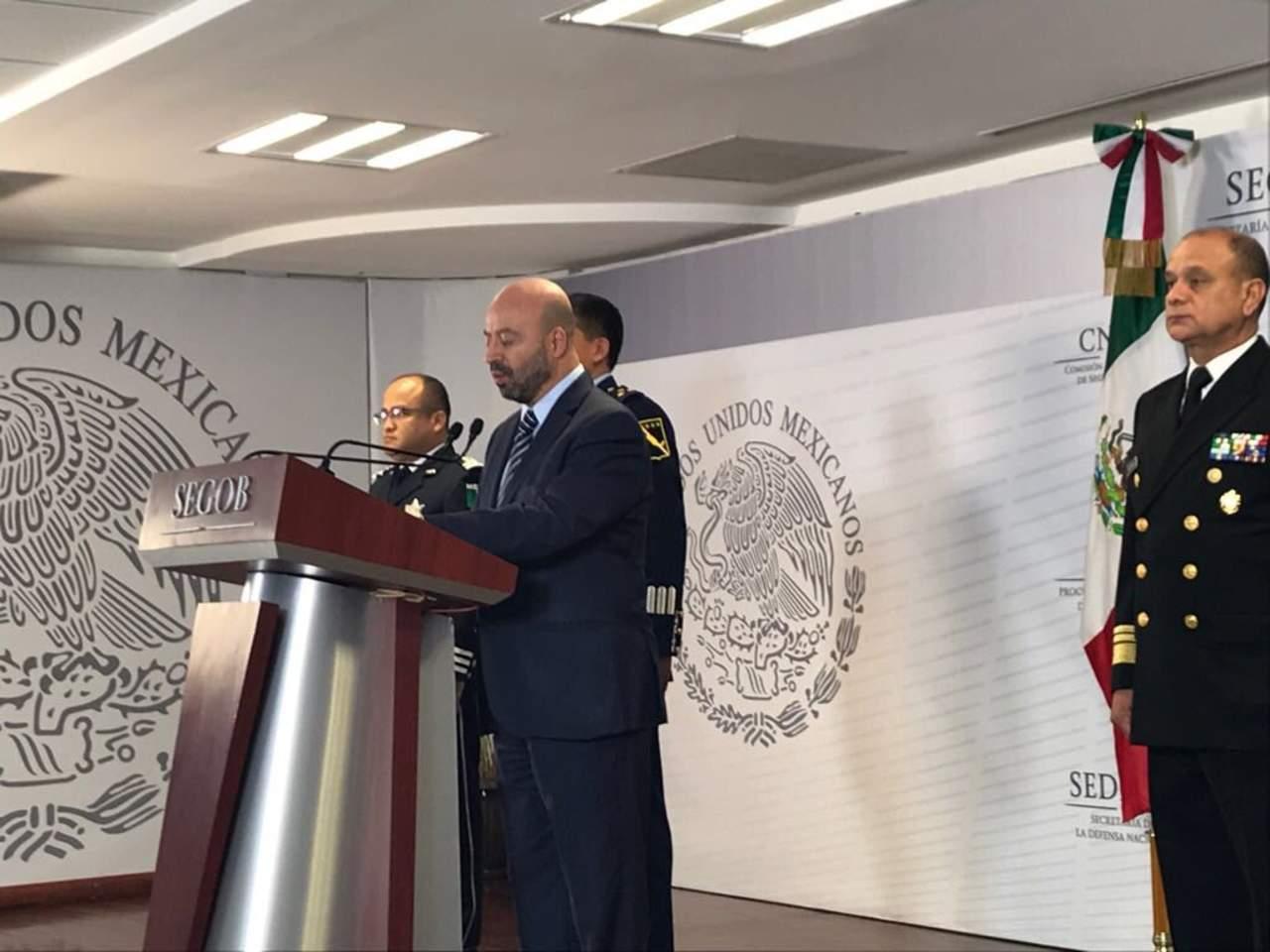 Confirman detención de capo, objetivo prioritario del Gobierno federal