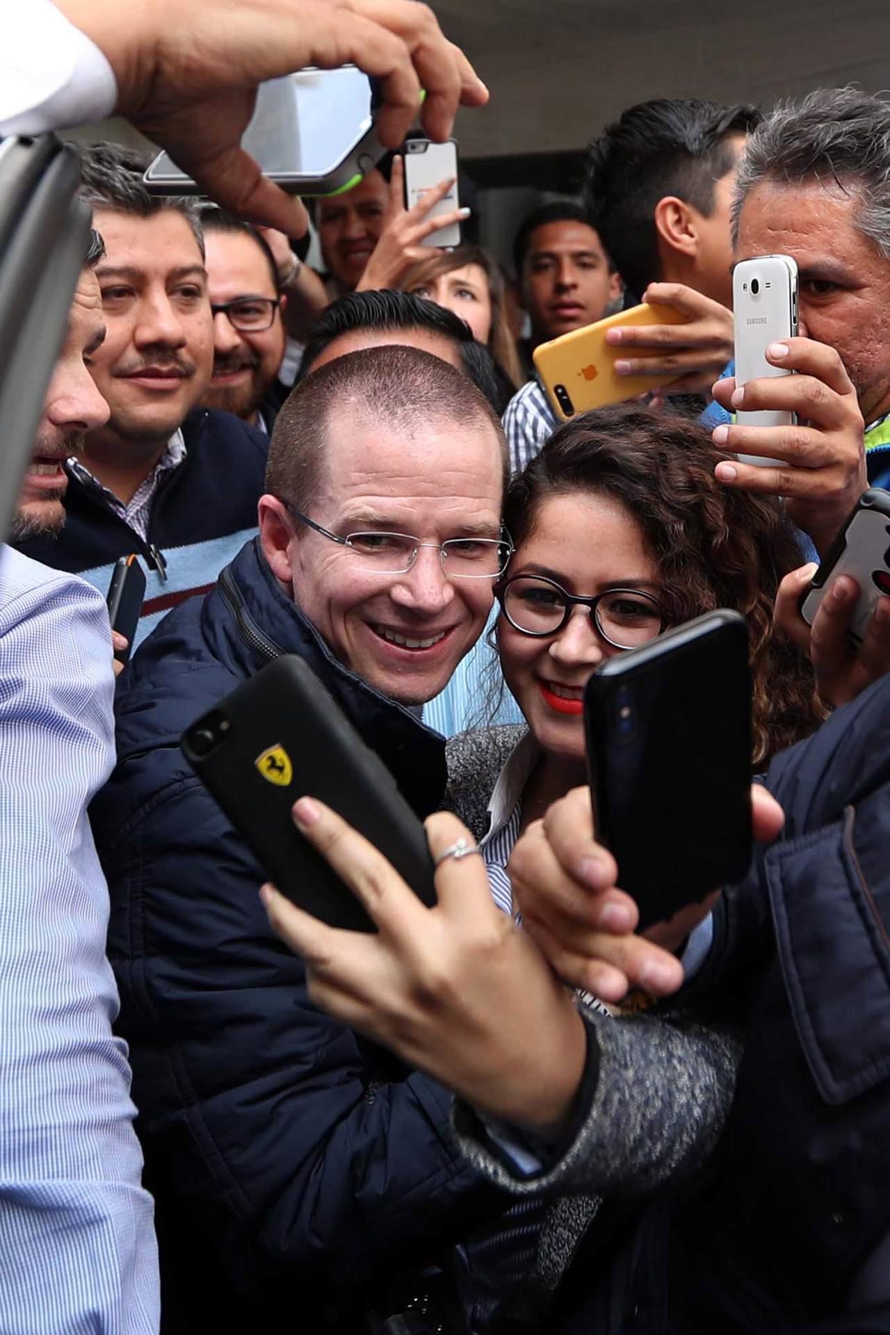 Organización de Querétaro denuncia ante PGR a Ricardo Anaya