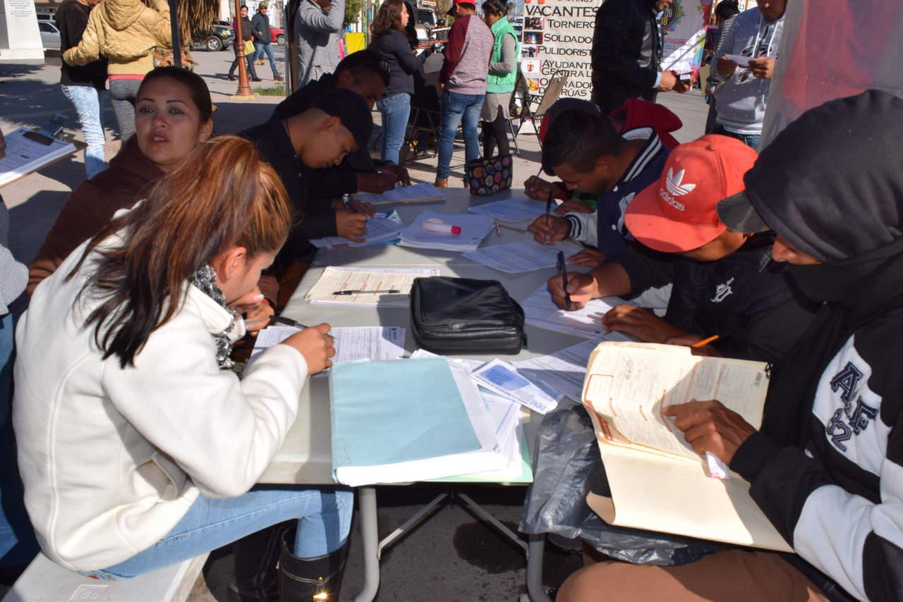 Mañana habrá Feria del Empleo en Madero