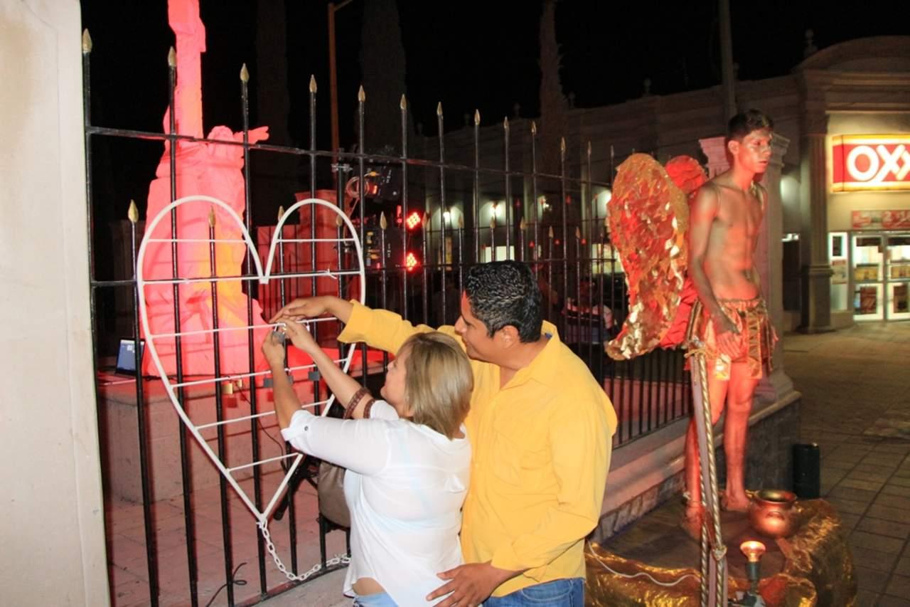 Invitan a festejar en Lerdo actividades por el Día del Amor y la Amistad