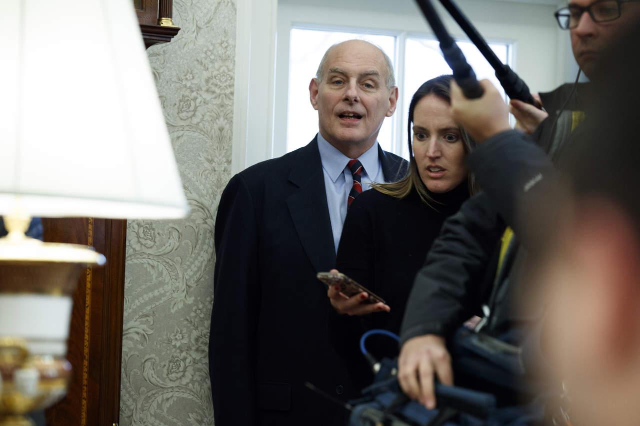 John Kelly pierde influencia en la Casa Blanca