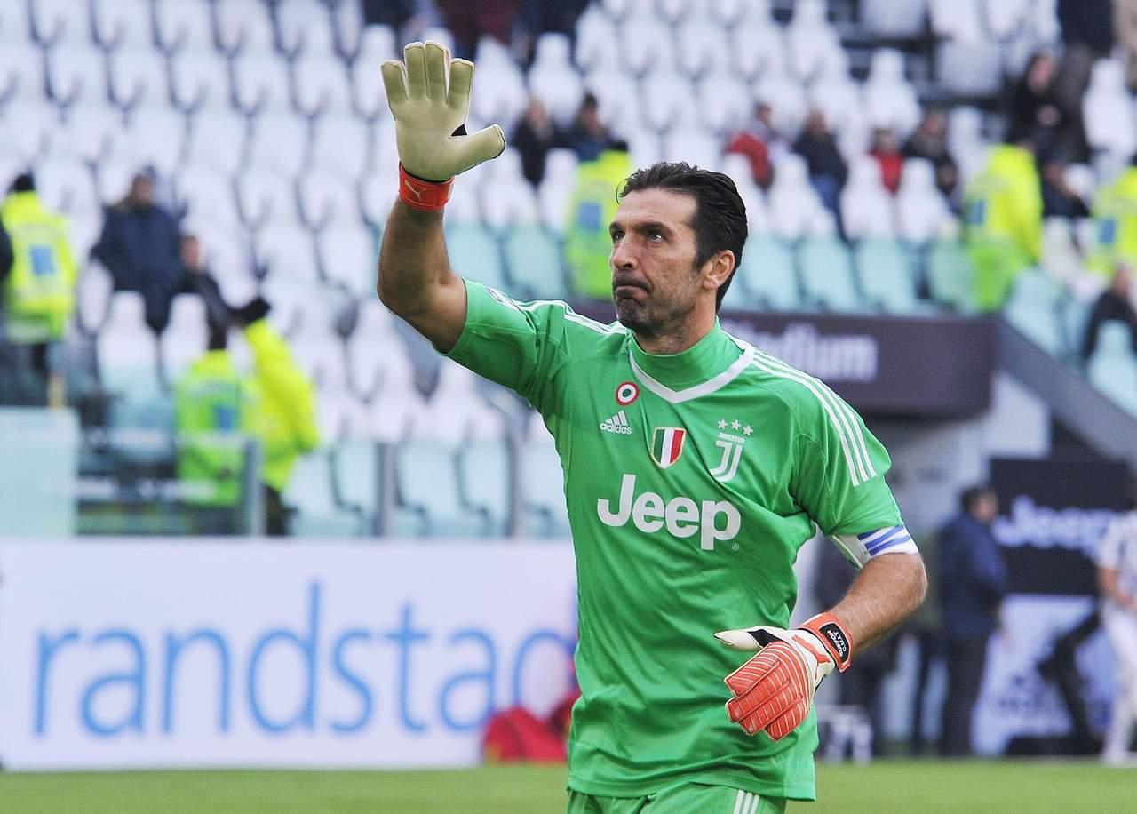 Gianluigi Buffon cumple 500 partidos con Juventus