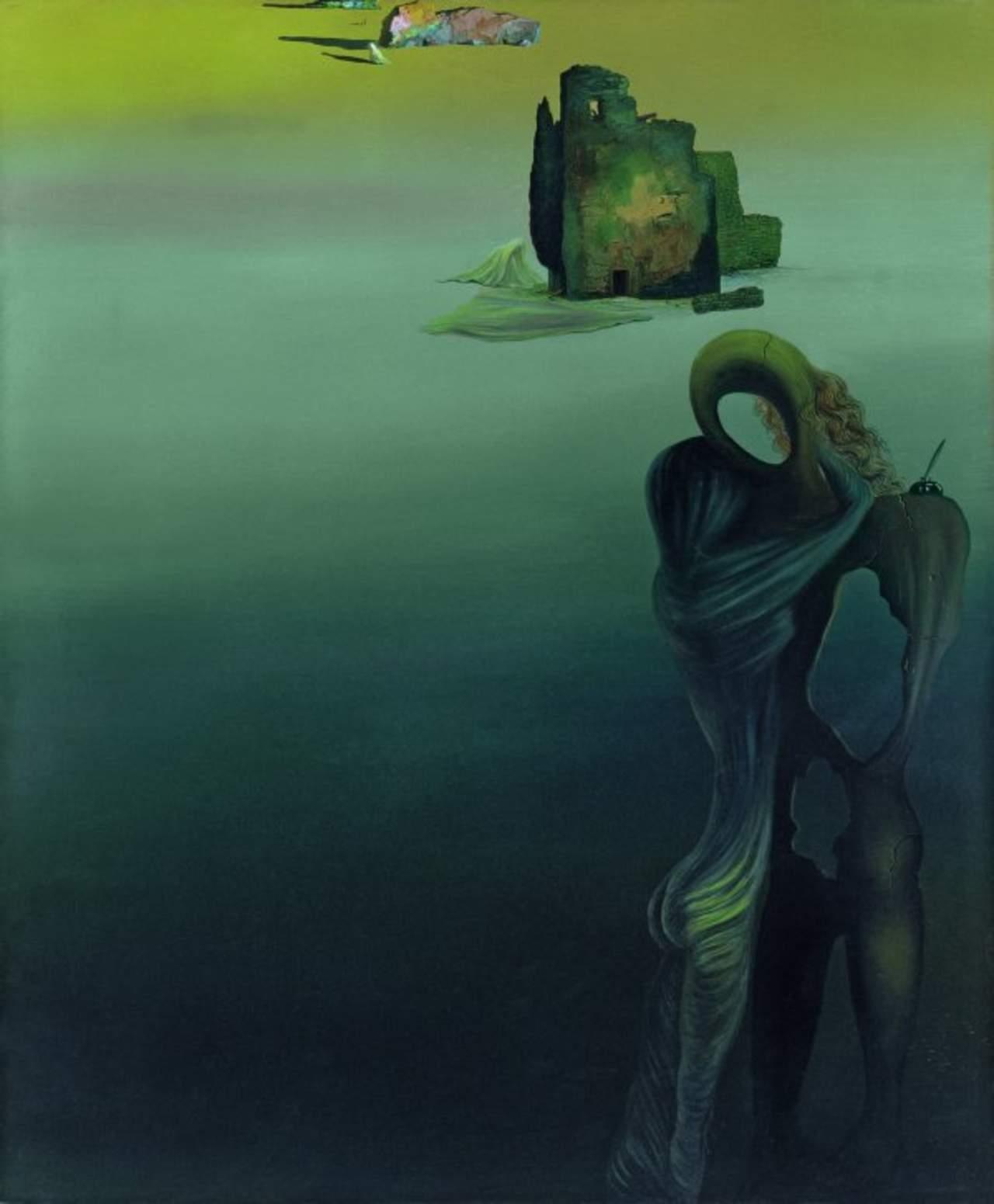 Gradiva, de Salvador Dalí