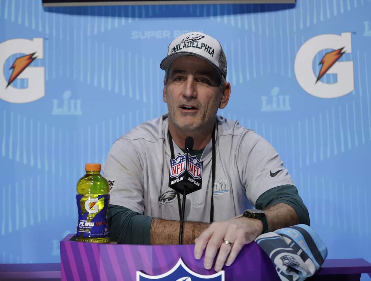 Frank Reich, nuevo entrenador en jefe de los Colts