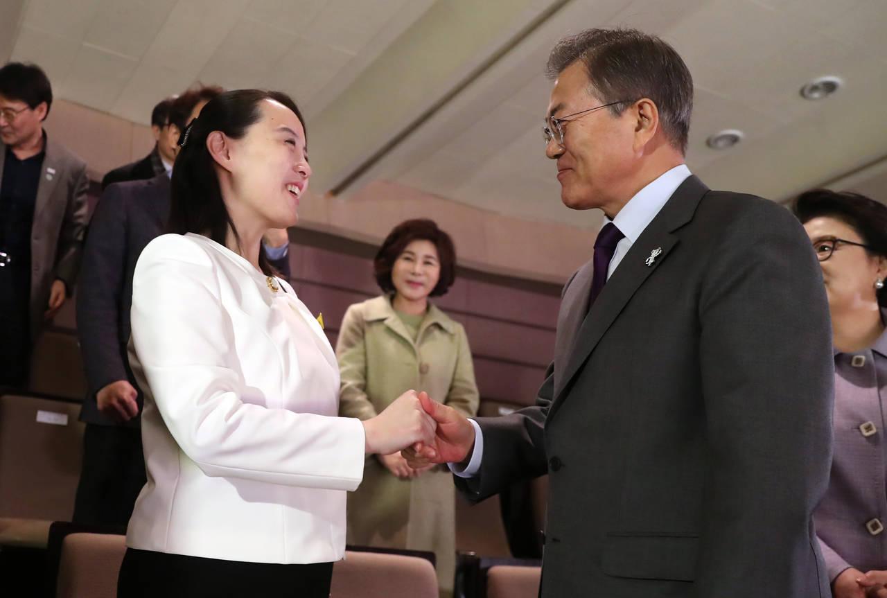 Visita norcoreana, punto de partida para diálogo