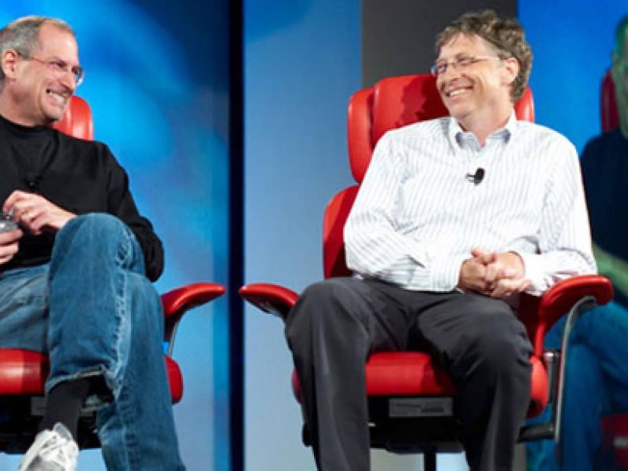 Gates y Jobs alejan a hijos de tecnología