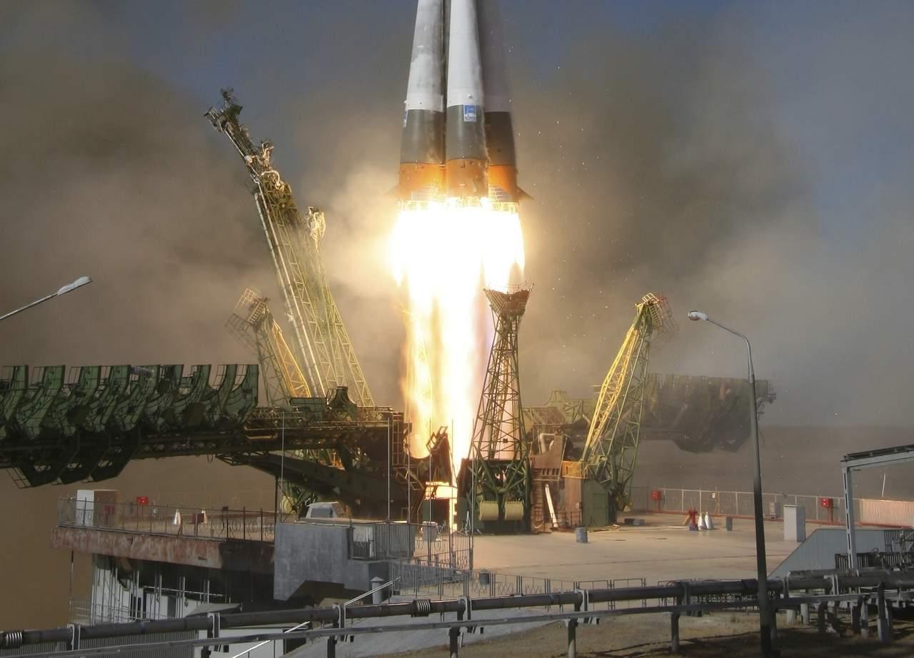 Progress MS-08 despega rumbo a la EEI al segundo intento