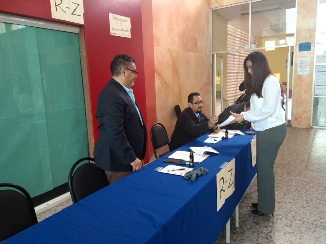 Cierra urna de San Pedro, 100% vota por Hernández Vélez