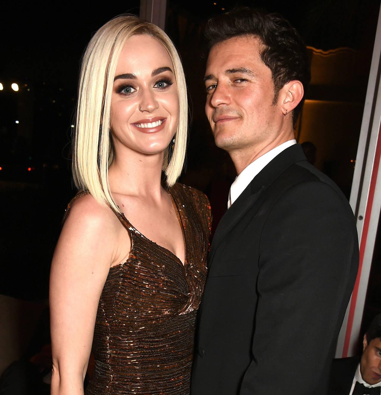 ¿Regresan Katy Perry y Bloom?