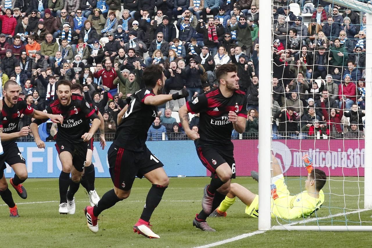 Milan y Arsenal apuestan todo a la Europa League