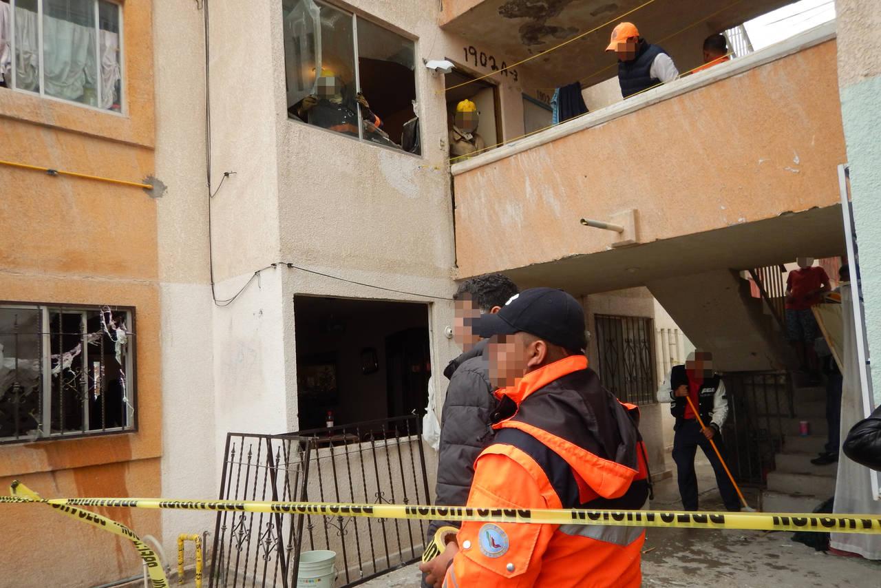 Se registra explosión en los Manhattan