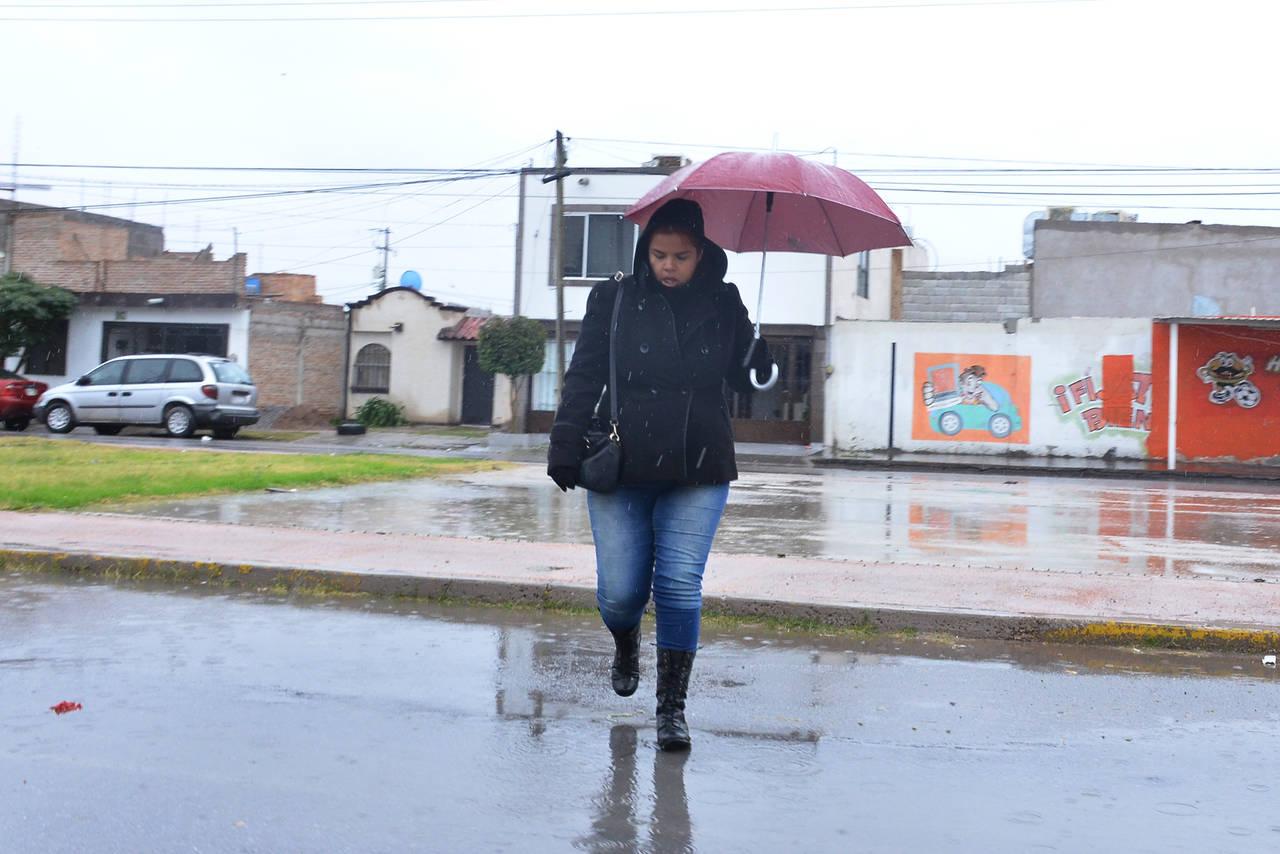 Esperan lluvias por nuevo frente frío