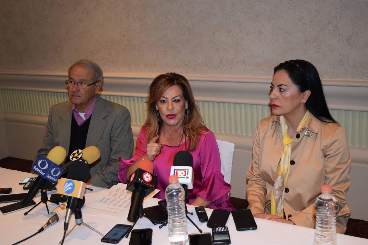 Leticia Herrera renunció a candidatura