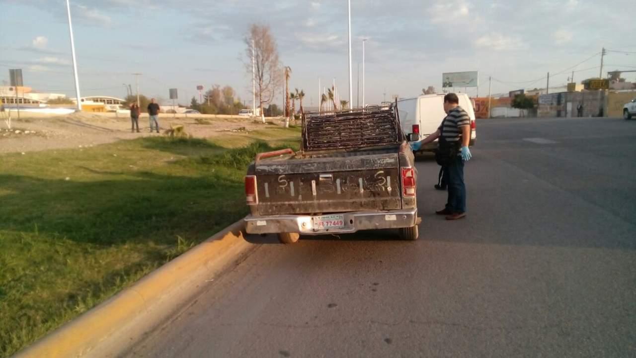 Muere hombre arrollado en Gómez Palacio; responsable abandonó el vehículo