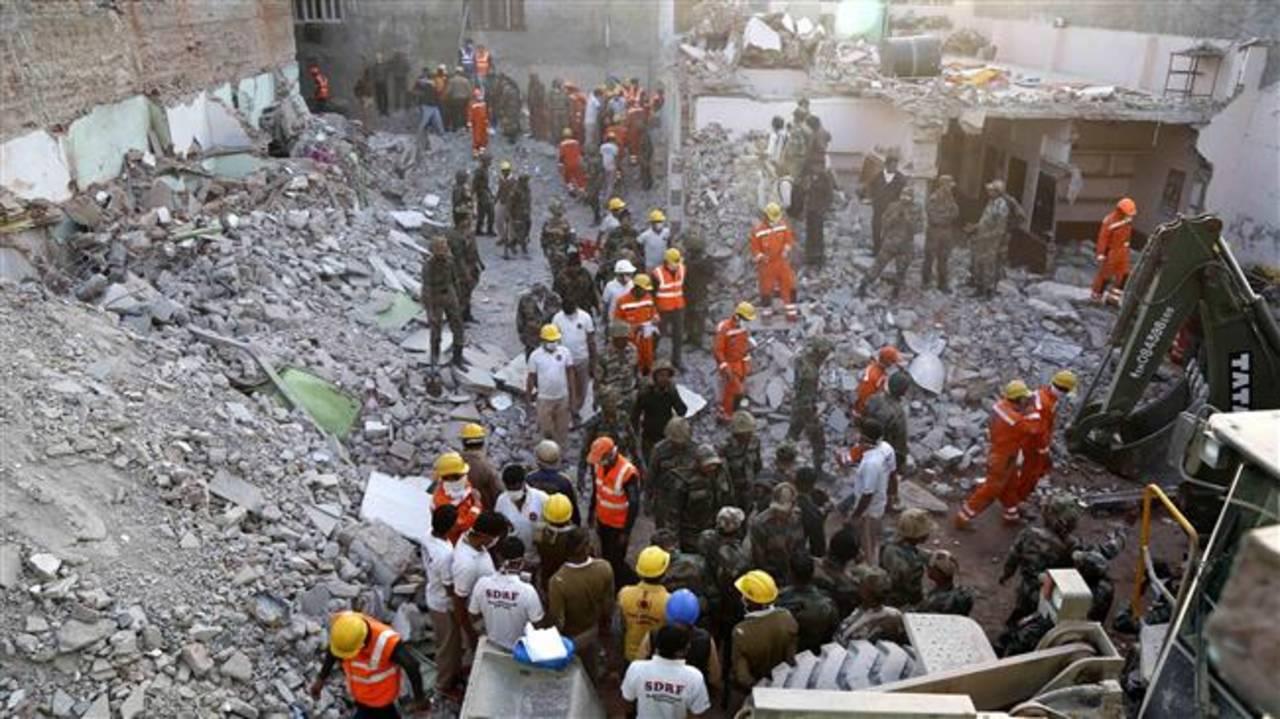 Deja 18 muertos explosión de gas