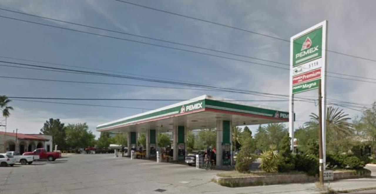 Asaltan gasolinera en Durango; se llevan 800 mil pesos