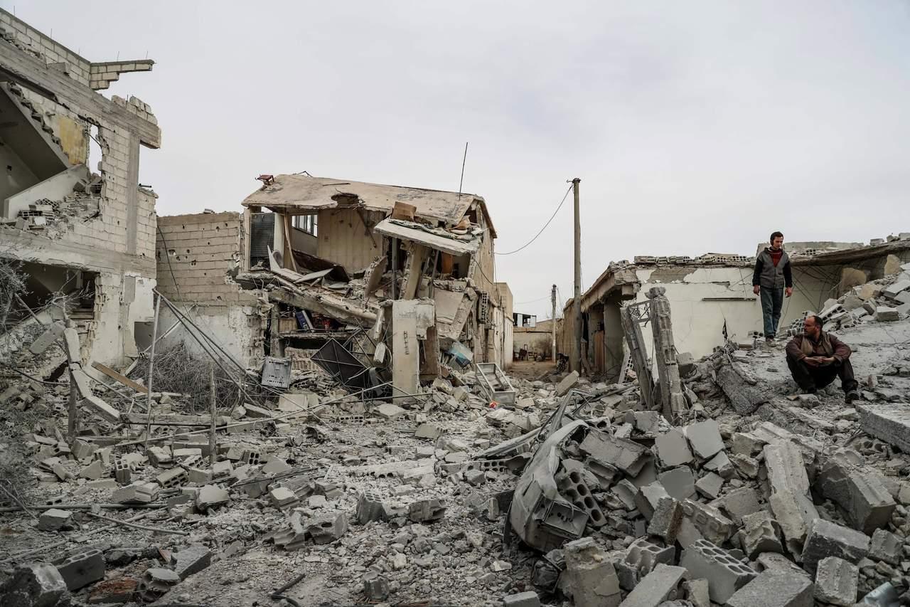 Ataques y amenazas alejan la paz de Siria