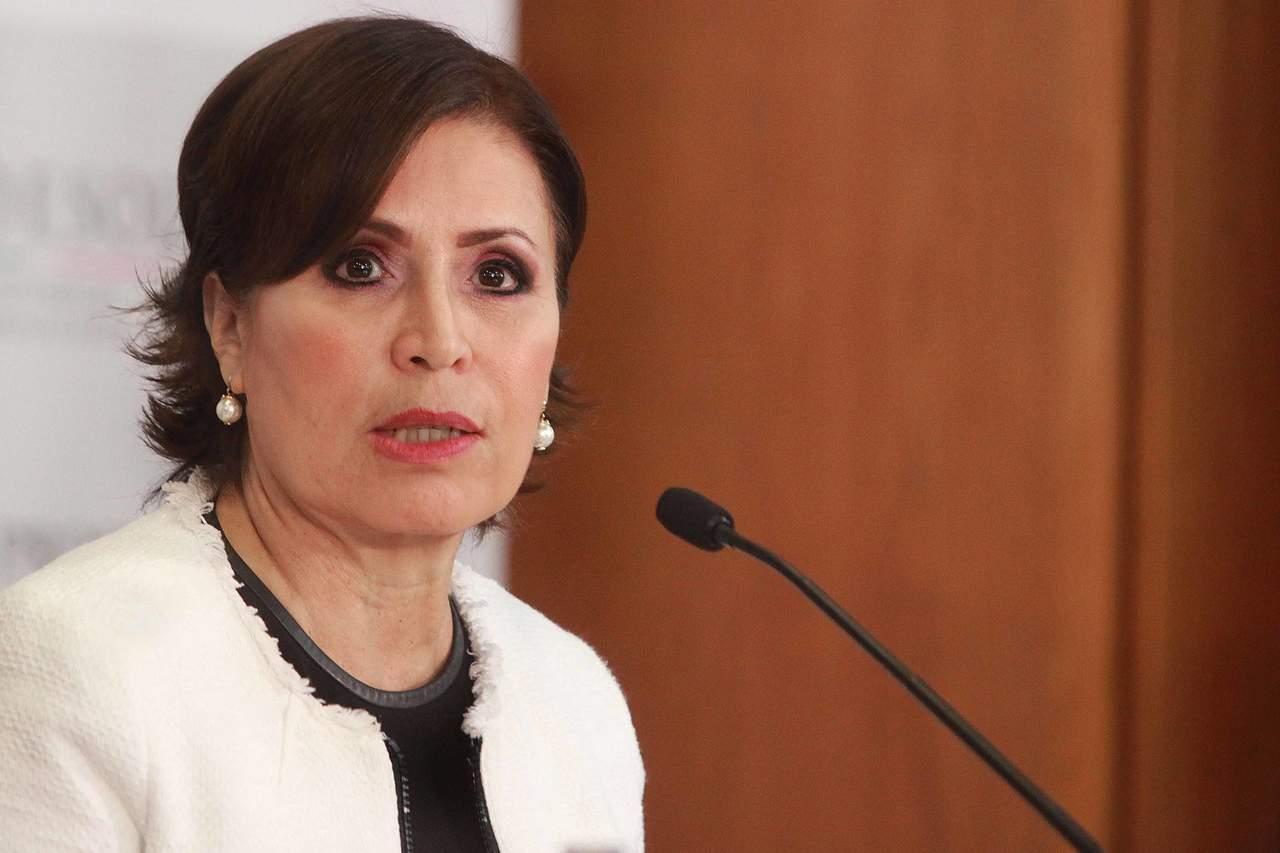 Acusan desvíos de Rosario Robles; ella lo niega