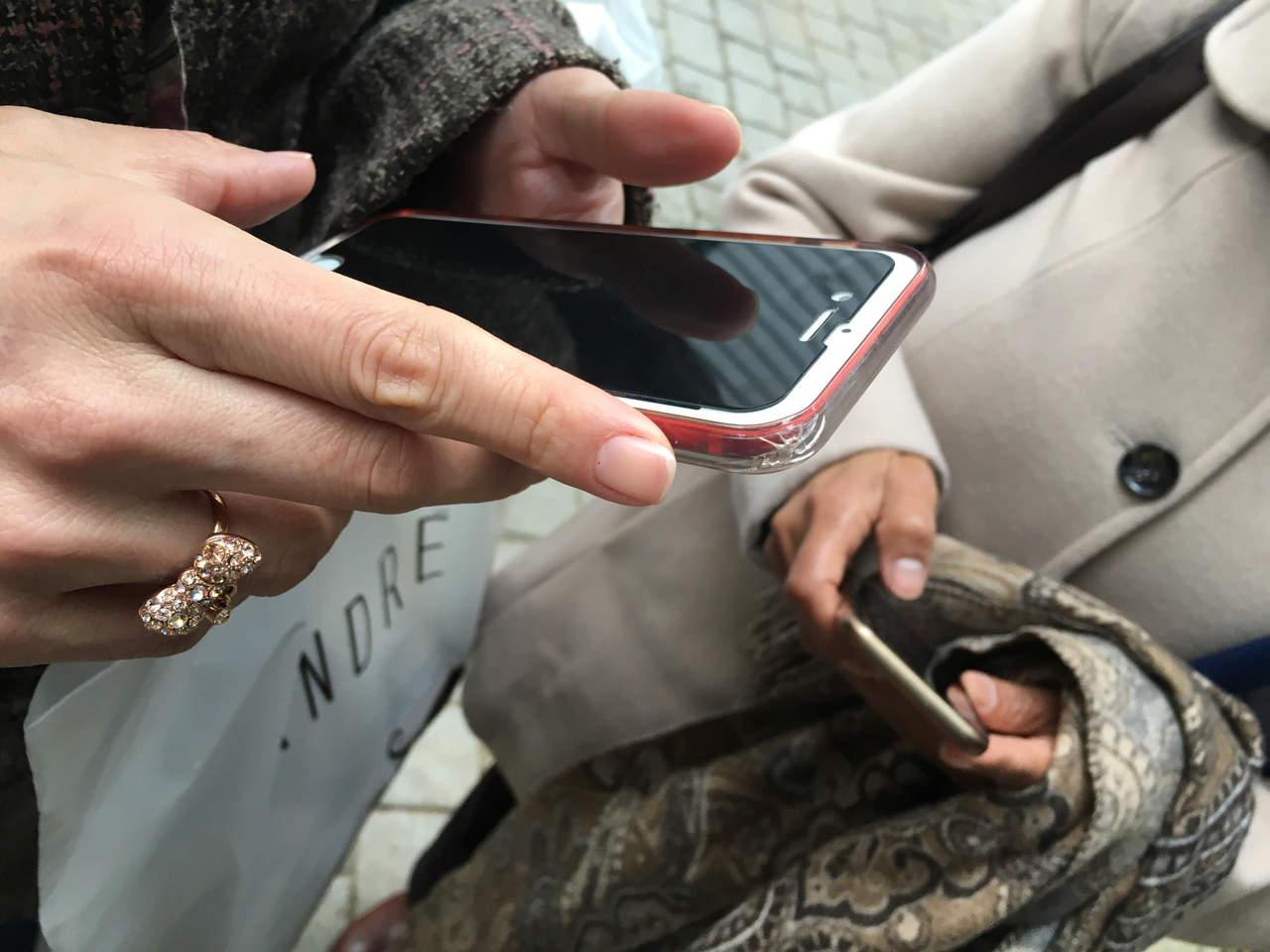 Abusar del uso del celular perjudica la salud